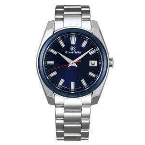 Grand Seiko Quartz SBGP015 Limited Edition Sports Watch. Authorized Retailer for Grand Seiko.