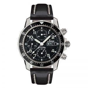 Sinn Pilot Chronograph 103 St Sa on Leather Strap. Authorized Canadian Retailer for Sinn Watches