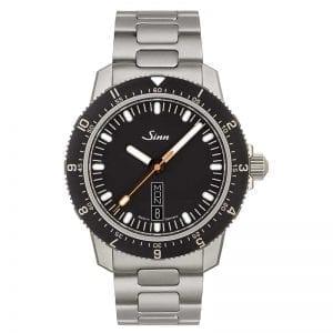 Sinn Watches 105 St Sa on H-Link Bracelet. Authorized Canadian Retailer for Sinn Watches.