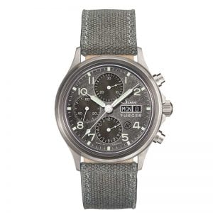Sinn Watches 358 Sa Pilot DS Leather. Authorized Retailer for Sinn Watches Canada.