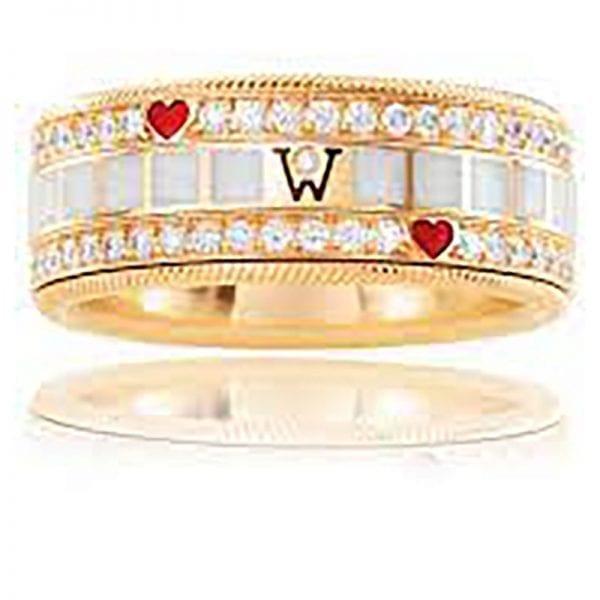 Wellendorff Togetherness Ring