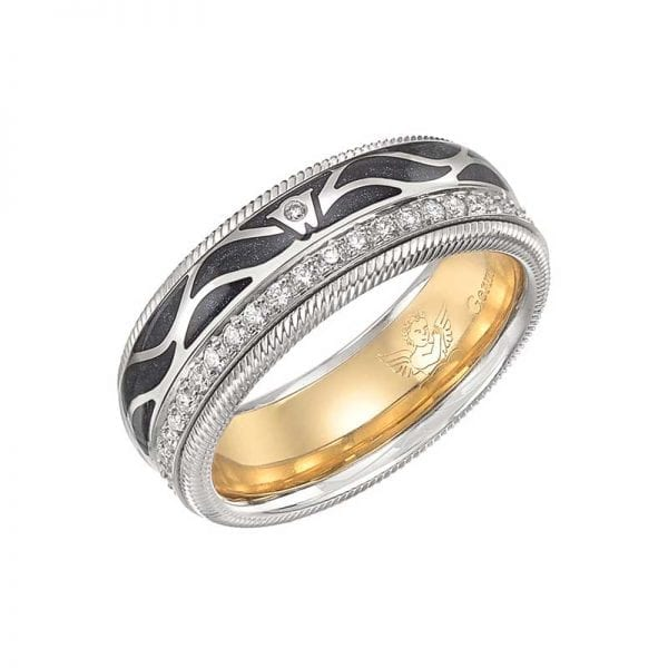 Wellendorff Wings Of the Night Ring
